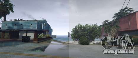 GTA 5 Sharp Vibrant Realism