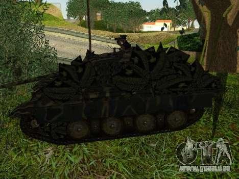 Panther pour GTA San Andreas moteur