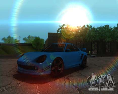 ENBSeries by IE585 V2.1 pour GTA San Andreas