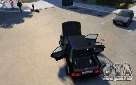 2109 für GTA 4 Innenansicht