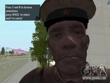 Kommissar Markov für GTA San Andreas sechsten Screenshot