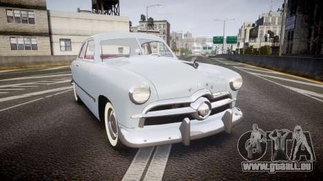 Ford Custom Club 1949 v2.2 für GTA 4