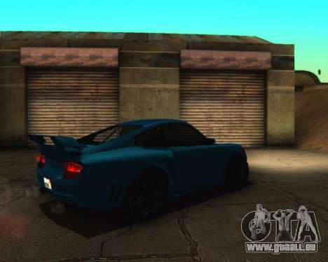 ENBSeries by IE585 V2.1 pour GTA San Andreas quatrième écran
