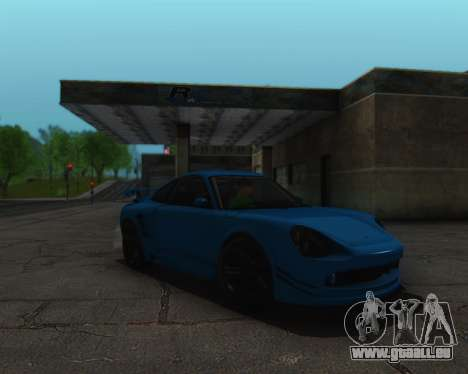 ENBSeries by IE585 V2.1 für GTA San Andreas sechsten Screenshot