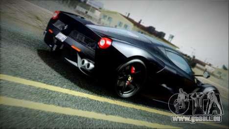 Super Realistic Project pour GTA San Andreas cinquième écran