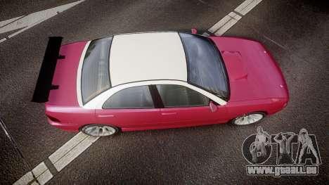 Dinka Chavos SXX für GTA 4 rechte Ansicht