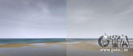 GTA 5 Sharp Vibrant Realism troisième capture d'écran