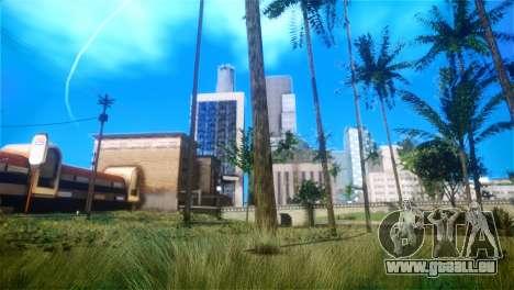 SPES ENB für GTA San Andreas her Screenshot