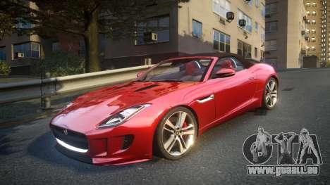 Jaguar F-Type v1.6 Release [EPM] für GTA 4