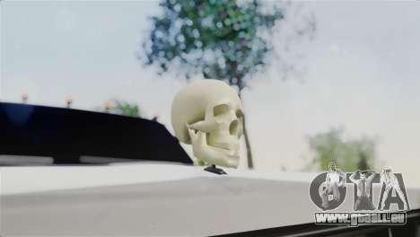 Chevrolet Suburban Dually pour GTA San Andreas vue de droite