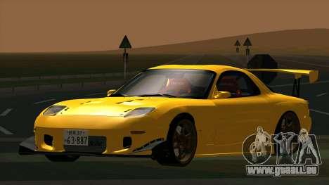 Mazda RX-7 für GTA San Andreas