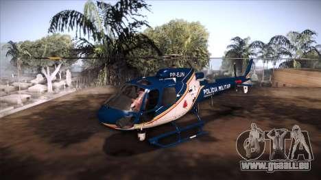 Pegasus 11 PMMG pour GTA San Andreas