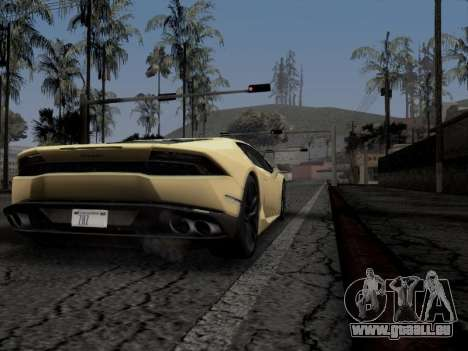 End Of Times ENB für GTA San Andreas dritten Screenshot