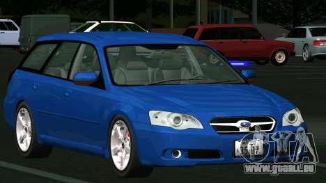 Subaru Legacy Touring Wagon 2003 für GTA San Andreas