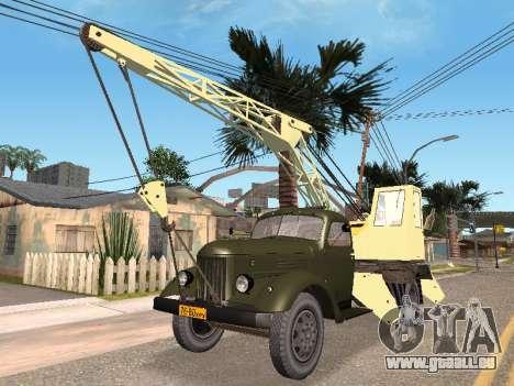 ZIL K pour GTA San Andreas