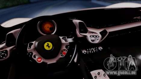 Ferrari 458 Italy Liberty Walk LB Performance für GTA San Andreas rechten Ansicht
