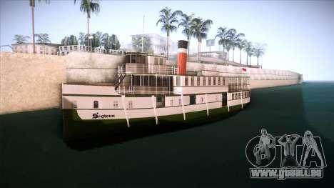 Indonesia Ferri pour GTA San Andreas