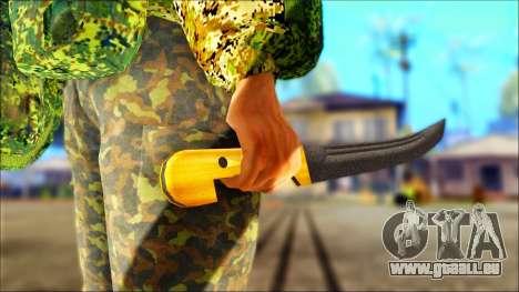 Shashka Kosaken für GTA San Andreas dritten Screenshot