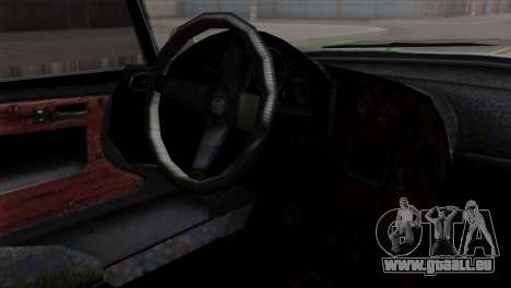 GTA 5 Grotti Stinger v2 SA Mobile für GTA San Andreas rechten Ansicht