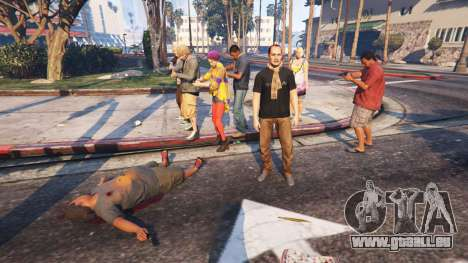 Spawn Random Bodyguard pour GTA 5