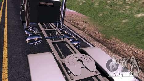 Mack RS700 Custom für GTA San Andreas Rückansicht