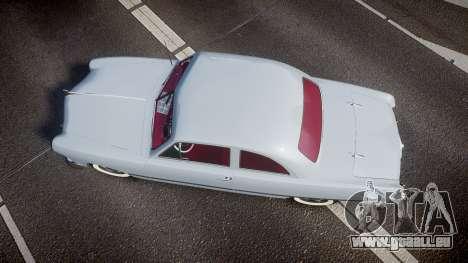 Ford Custom Club 1949 v2.2 pour GTA 4 est un droit