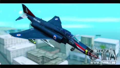 McDonnell Douglas F-4E RAF pour GTA San Andreas