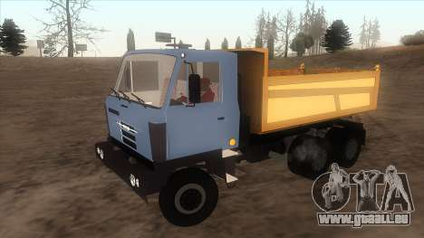 Tatra 815 pour GTA San Andreas
