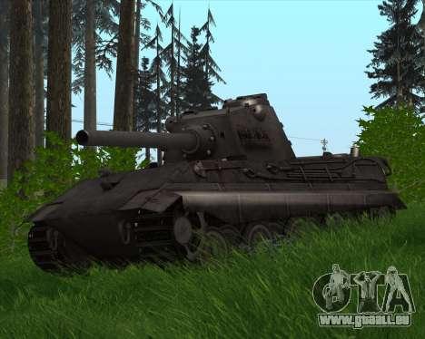 E-75 Tiger III pour GTA San Andreas