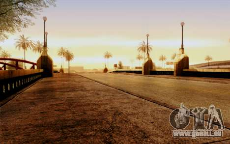 DirectX Test 1 - ReMastered pour GTA San Andreas