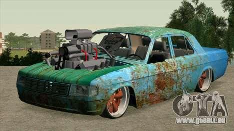 GAZ 31029 pour GTA San Andreas