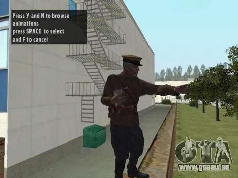 Kommissar Markov für GTA San Andreas dritten Screenshot