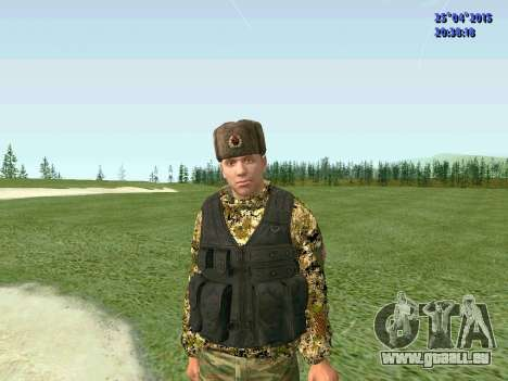Kämpfer RPA für GTA San Andreas