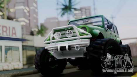 GTA 5 Canis Mesa Merryweather IVF pour GTA San Andreas