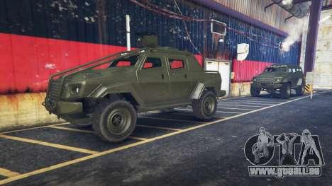 GTA 5 Heist Vehicles Spawn Naturally dixième capture d'écran