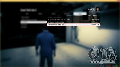 100 pour cent Enregistrer le jeu GTA V PC pour GTA 5