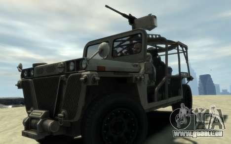 M1161 Growler pour GTA 4
