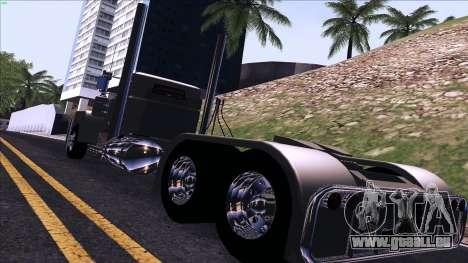 Mack RS700 Custom für GTA San Andreas rechten Ansicht