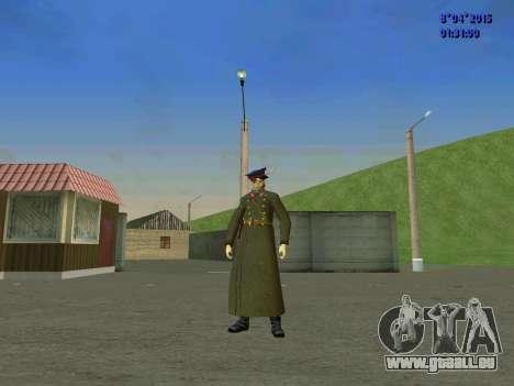 Felix Edmundovitch Dzerjinski pour GTA San Andreas cinquième écran