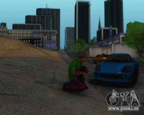ENBSeries by IE585 V2.1 für GTA San Andreas siebten Screenshot