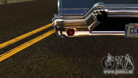 GTA 5 Declasse Tornado IVF pour GTA San Andreas vue de côté