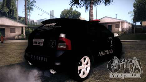 Ford Edge COPE - PCSC für GTA San Andreas linke Ansicht