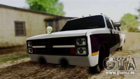 Chevrolet Suburban Dually pour GTA San Andreas