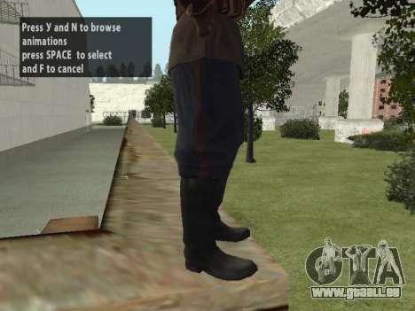Kommissar Markov für GTA San Andreas achten Screenshot