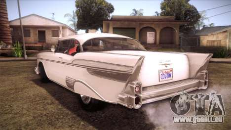 GTA V Declasse Tornado pour GTA San Andreas laissé vue