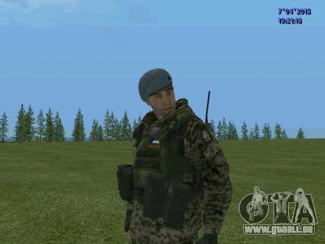 SWAT pour GTA San Andreas