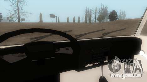 Tatra 815 pour GTA San Andreas vue arrière