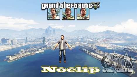 Noclip pour GTA 5