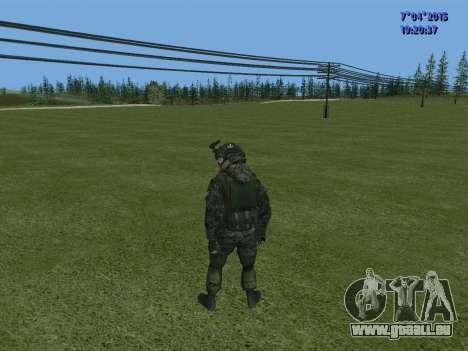 SWAT pour GTA San Andreas onzième écran