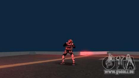 Remplacer les sans-abri v2 pour GTA San Andreas cinquième écran